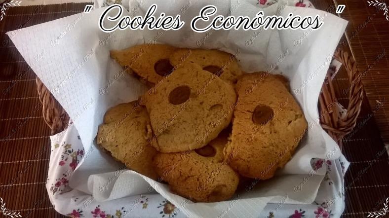 cookies econômicos