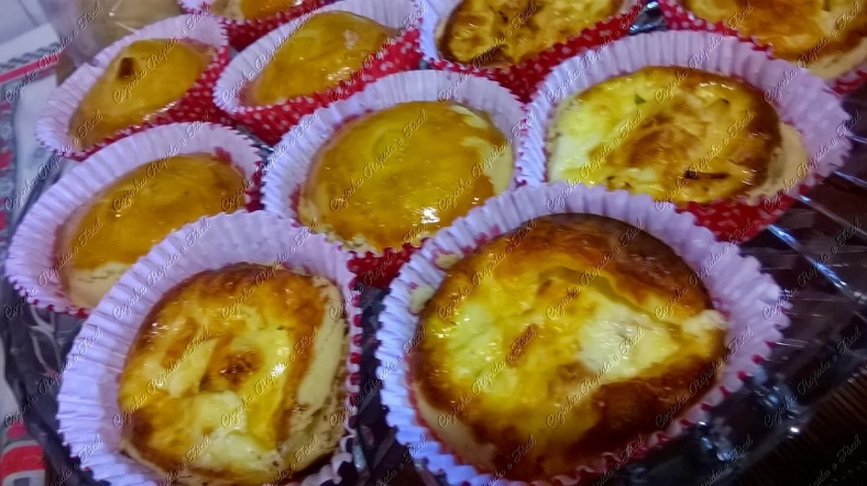 empadas e quiches