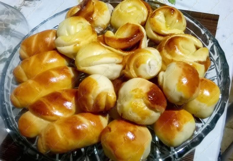 pão de manteiga feito na panificadora