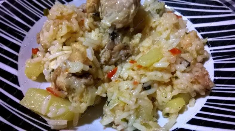 arroz com galinha e batata (3)