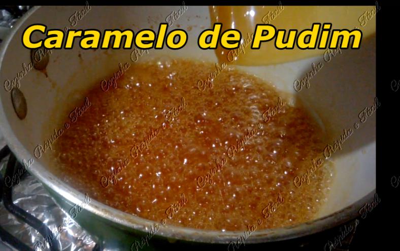 CARAMELO DE PUDIM