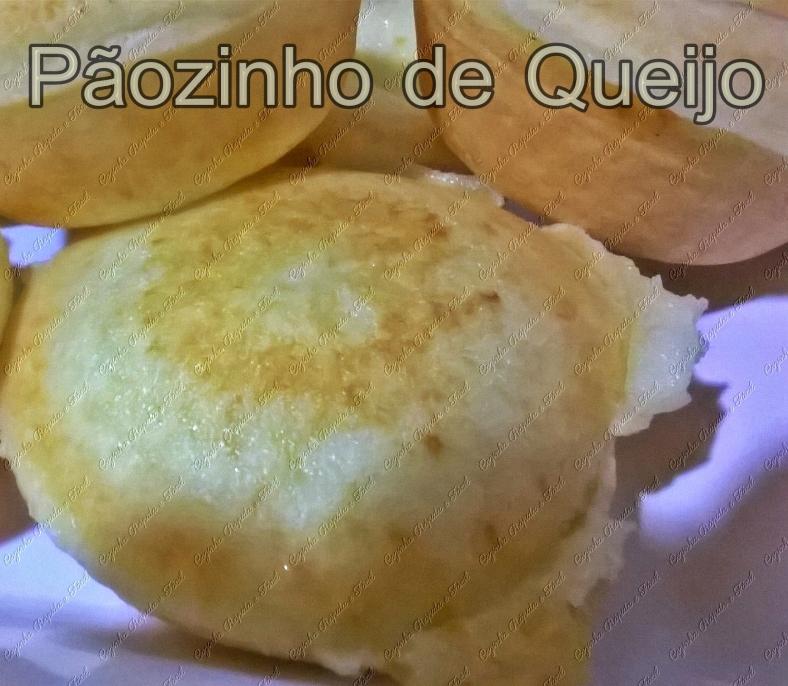 pão de queijo mussarela